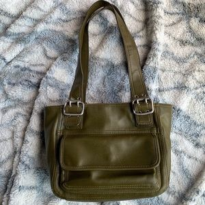 Relic olive green bag